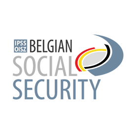 Logo Belgian Social Security
